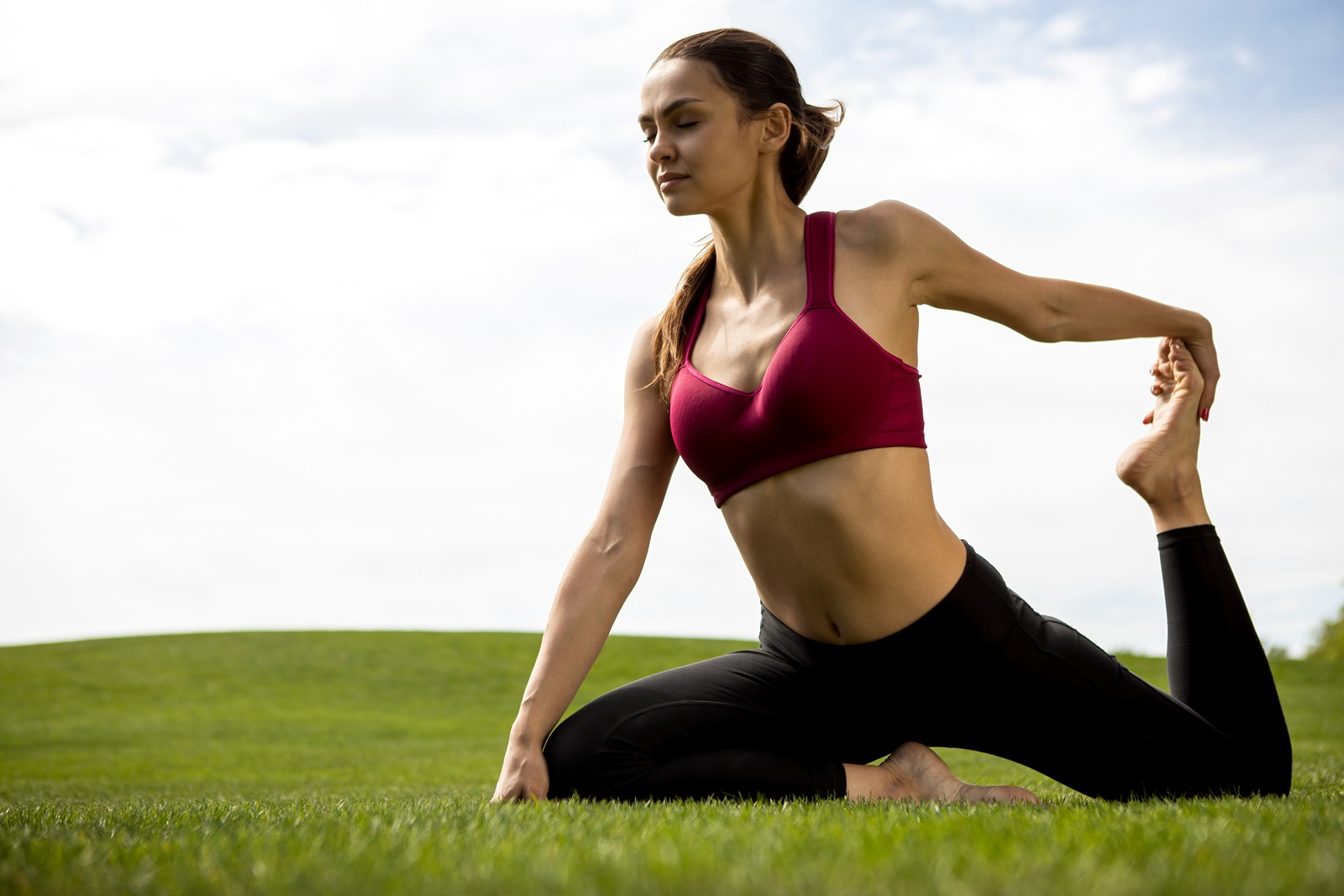 Kripalu Yoga Is A Type Of Yoga With An Empathetic Approach