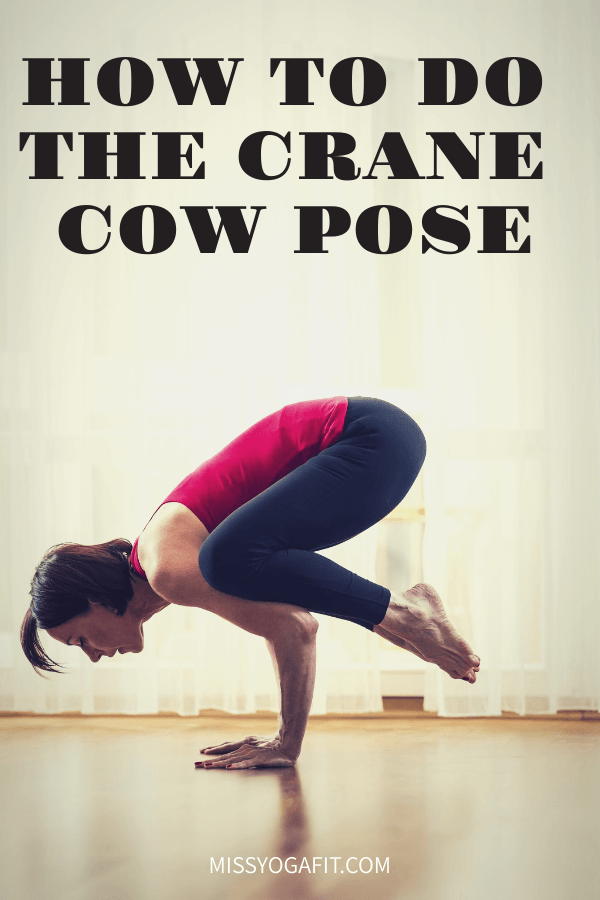 How to Do the Crane-Cow Pose