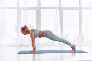 how to do plank pose